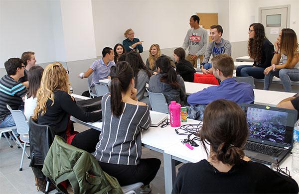 Integración de los nuevos alumnos